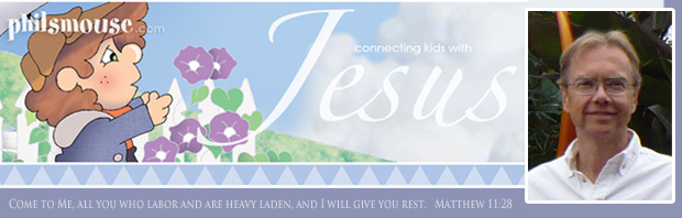 Phil A. Smouse - Connecting Kids with Jesus