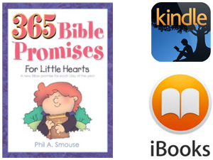 365 Bible Promises for Little Hearts - for Kindle and IOS