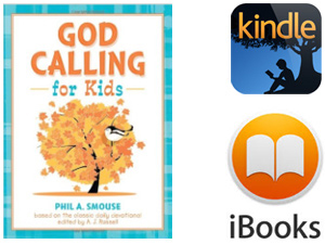 God Calling for Kids - for Kindle, MOBI and IOS