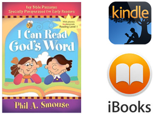 I Can Read God's Word - for Kindle and IOS