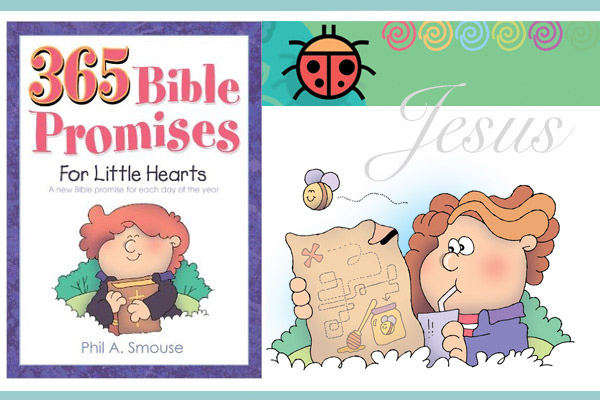 365 Bible Promises for Little Hearts - Phil. A Smouse