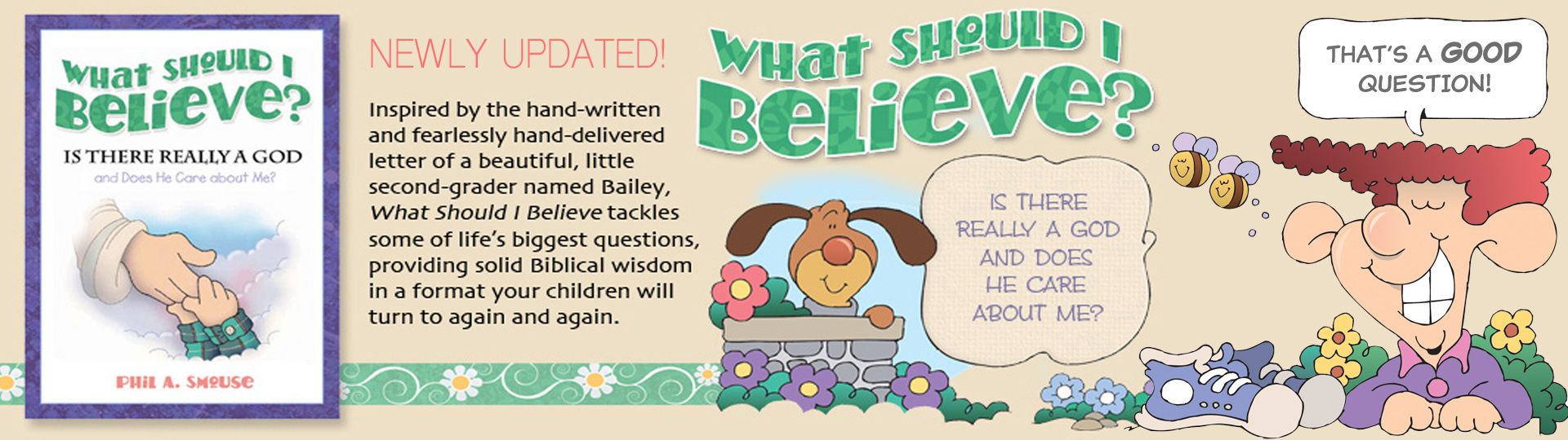What Should I Believe? - Phil A. Smouse